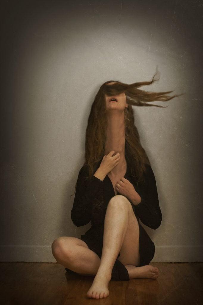 Autopotrait-Myriam Dunn