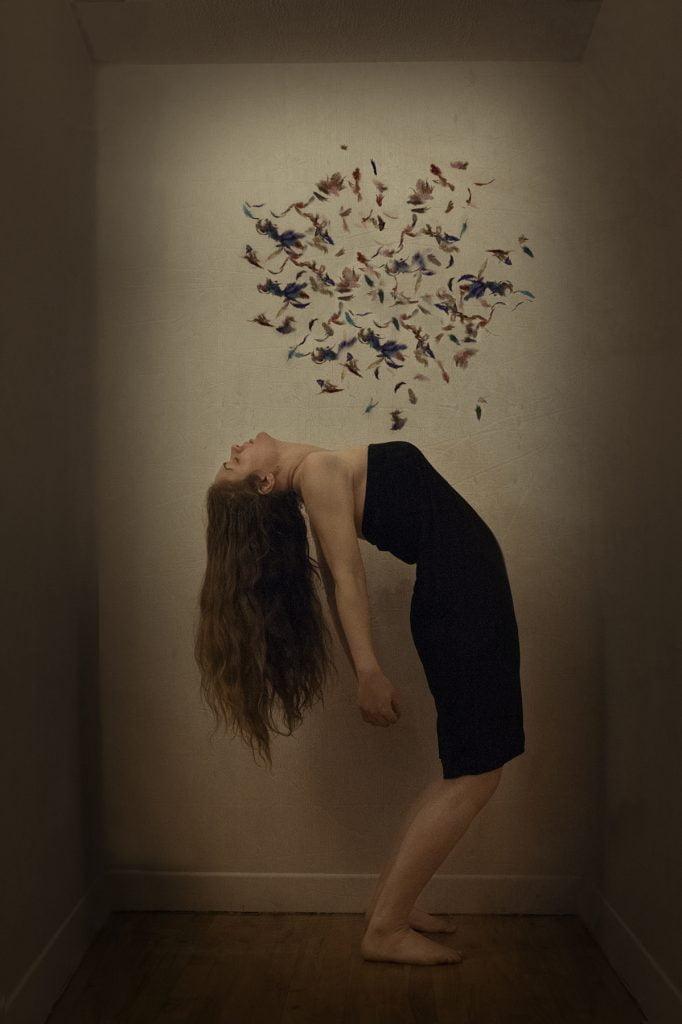 Autoportrait-Myriam Dunn